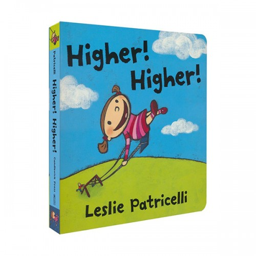 Leslie Patricelli : Higher! Higher! (Board Book)