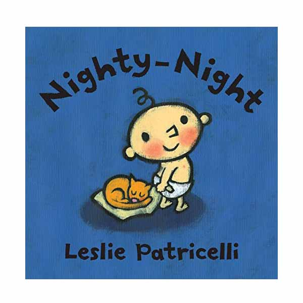 Leslie Patricelli : Nighty-Night (Board book)
