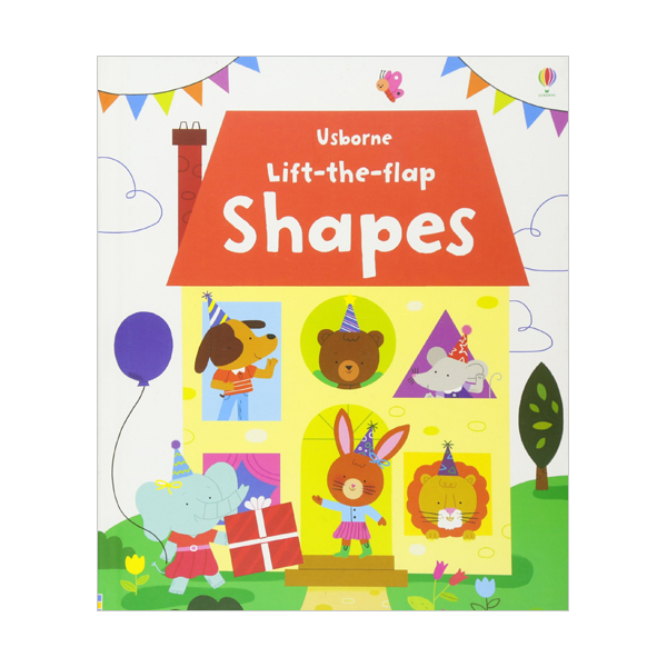 Lift the Flap Shapes (Board book, 영국판)