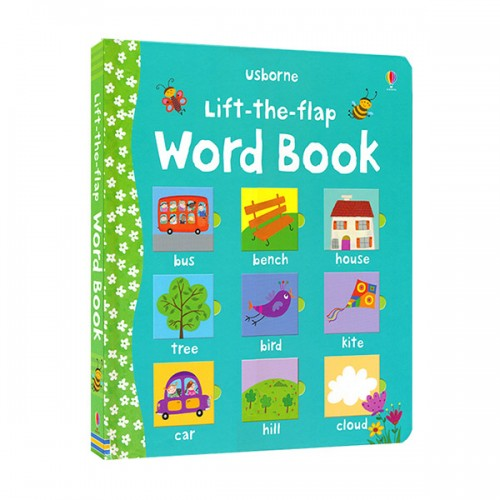 Lift the Flap Word Book (Board book)