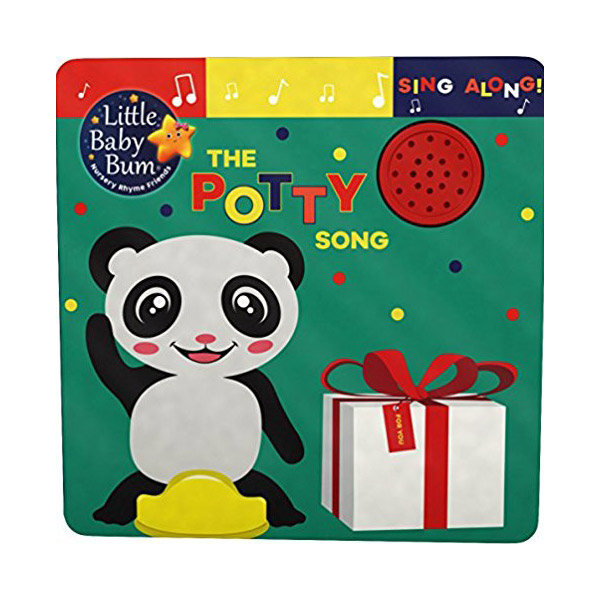 Little Baby Bum The Potty Song (Boardbook)
