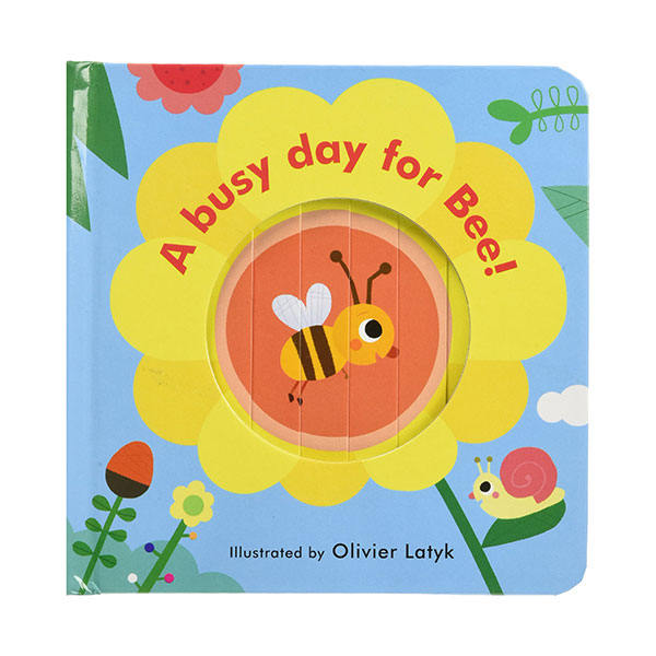 Little Faces : A Busy Day for Bee! (Board book, 영국판)
