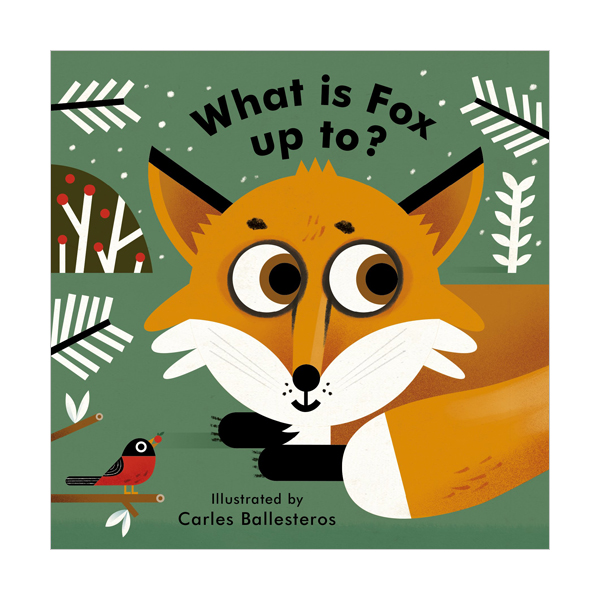 Little Faces : What Is Fox Up To? (Board book, 영국판)