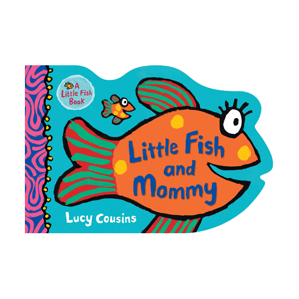 Little Fish and Mommy (Board book)