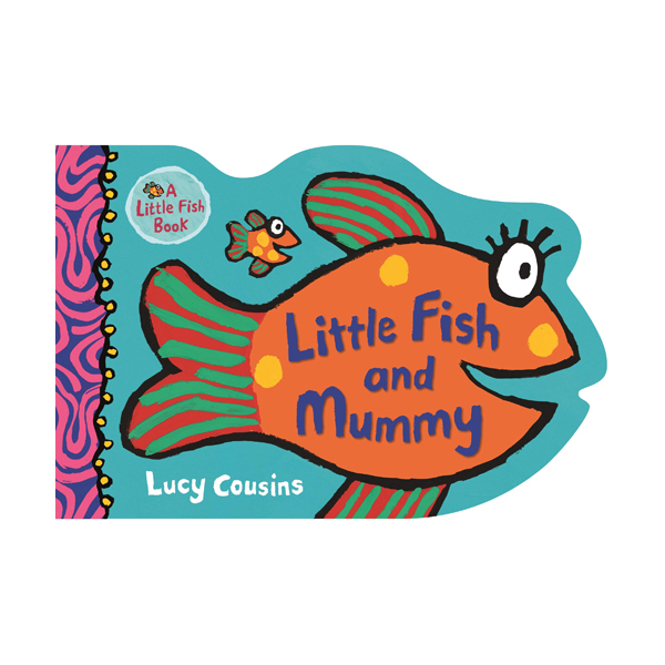 Little Fish and Mummy (Board book, 영국판)