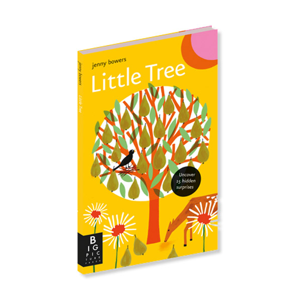 Little Pear Tree (Board book)