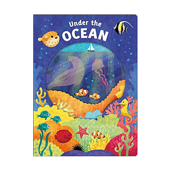 Look Closer: Under the Ocean (Board Book)