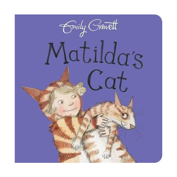 Matilda's Cat (Board book, 영국판)