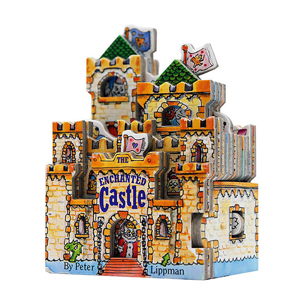 Mini House : The Enchanted Castle (3-D Board Book)