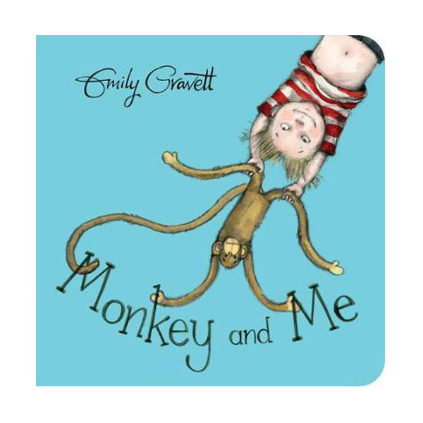 Monkey and Me (Board book, 영국판)
