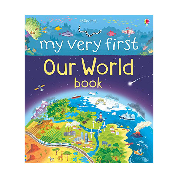 My Very First Book of Our World (Board book, 영국판)