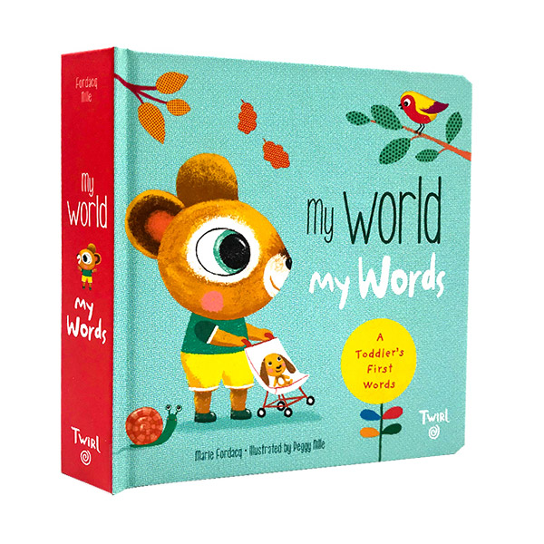 My World My Words : A Toddler's First Words (Board book)