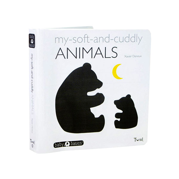 My-Soft-And-Cuddly Animals (Board Book)
