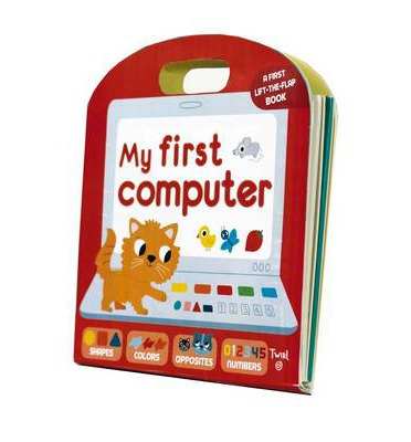 Play Learn Do : My First Computer (Board book)