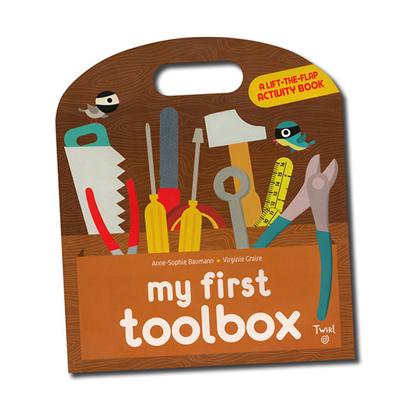 Play Learn Do : My First Toolbox (Boardbook)