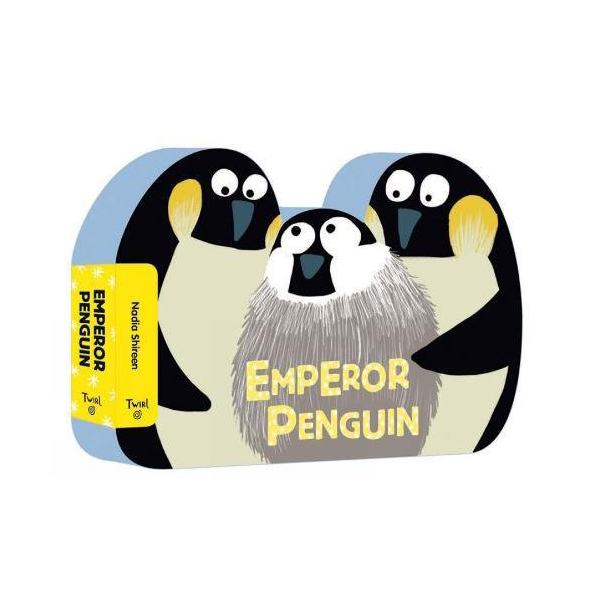 PlayShapes : Emperor Penguin (Board book)