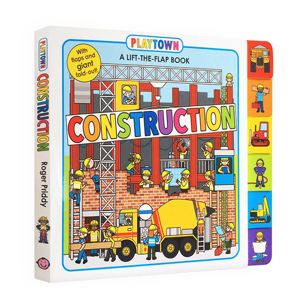 Playtown : Construction (Board Book)