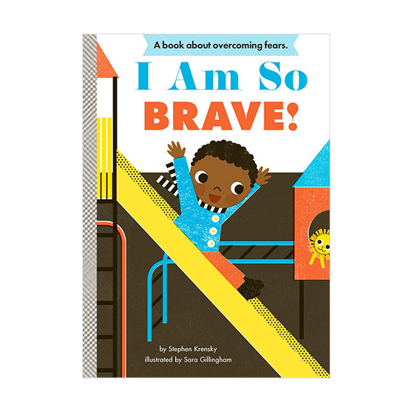 RL 0.9 : Empowerment Series : I Am So Brave! (Board book)