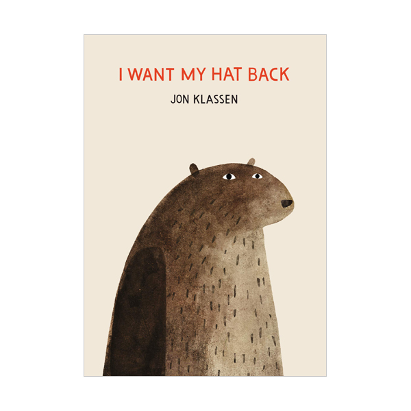 I Want My Hat Back (Board Book)