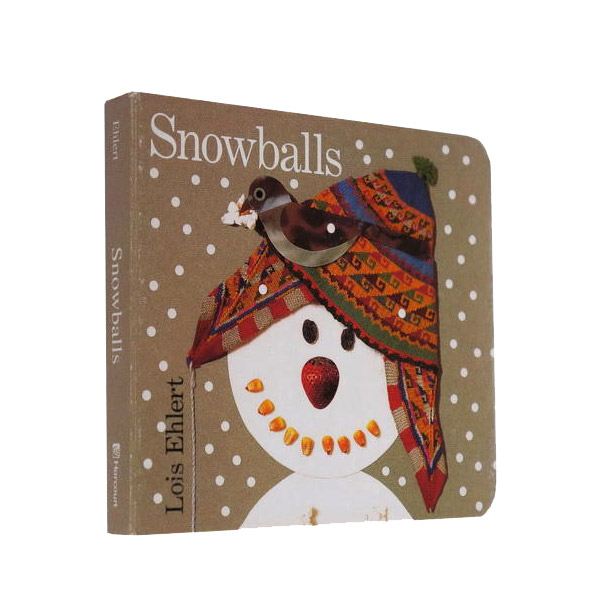 Snowballs (Board book)
