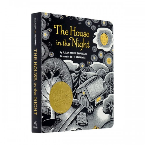 [2009 칼데콧] The House in the Night (Board book, Caldecott)