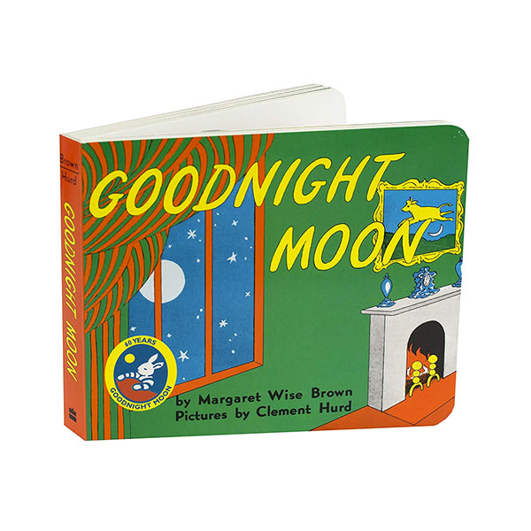 RL 1.8 : Goodnight Moon (Board book)