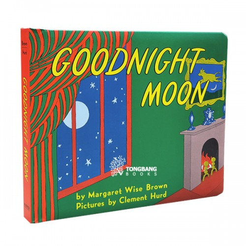 RL 1.8 : Goodnight Moon (Padded Board book)