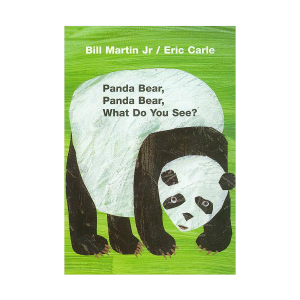 RL 2.1 : Panda Bear, Panda Bear, What Do You See? (Board book)