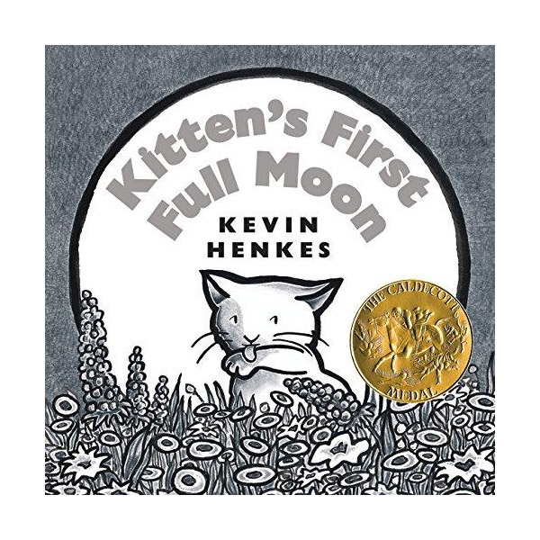 [2005 칼데콧] Kitten's First Full Moon (Board book, Caldecott)