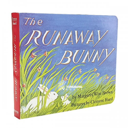 RL 2.7 : The Runaway Bunny (Board book)