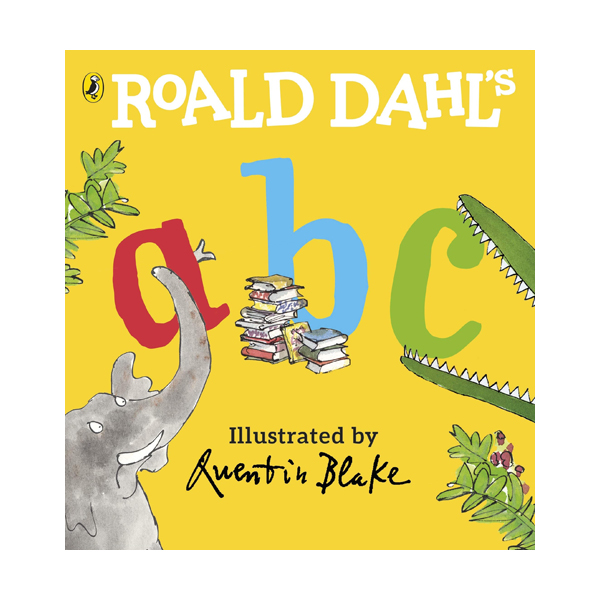 Roald Dahl's ABC (Board book, 영국판)