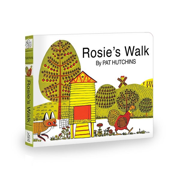Rosie's Walk (Board Book)