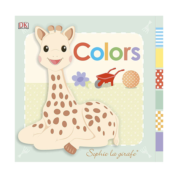 Sophie la girafe : Colors (Board book)