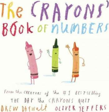 The Crayons' Book of Numbers (Board book)
