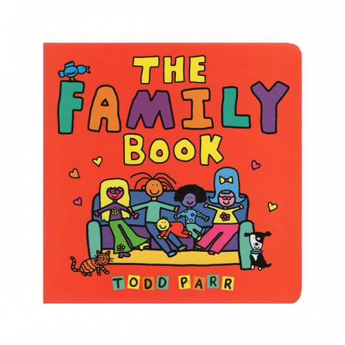 The Family Book (Board book)