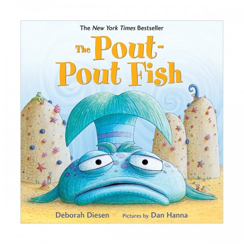 ★적립금 4배★The Pout-Pout Fish (Boardbook)