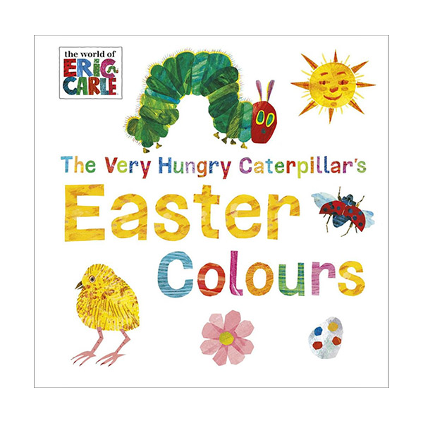 The Very Hungry Caterpillar's Easter Colours (Board Book, 영국판)