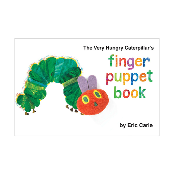 The Very Hungry Caterpillar's Finger Puppet Book (Board Book)