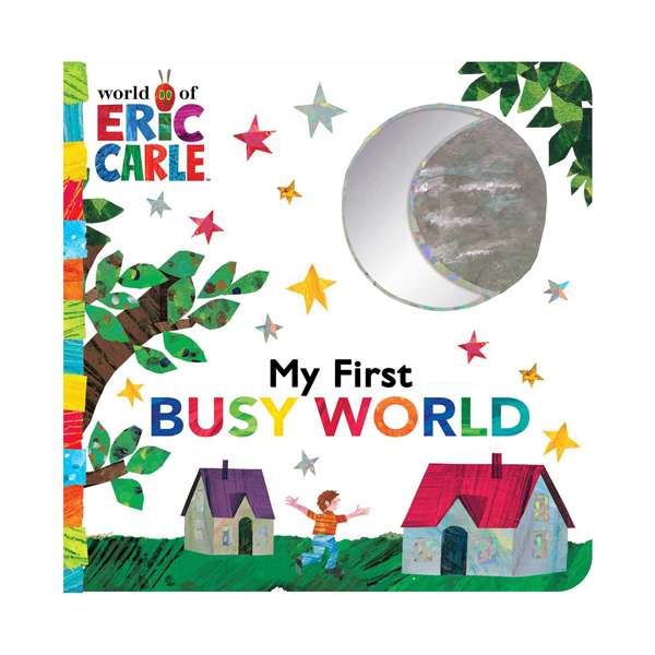 The World of Eric Carle My First Busy World (Board Book)