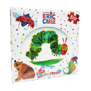 The World of Eric Carle My First Puzzle Book (Board Book)