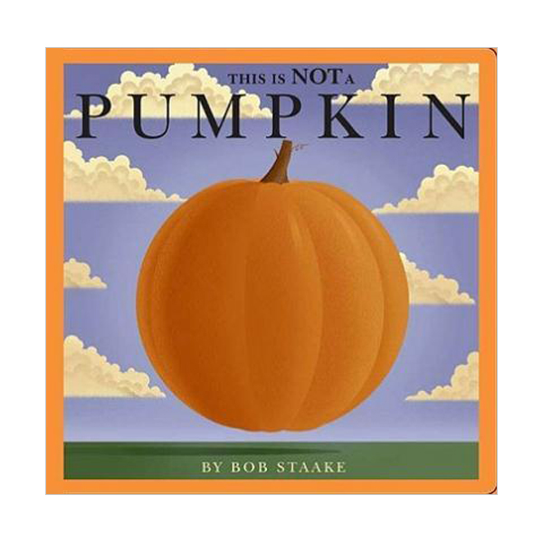 This Is NOT a Pumpkin (Board Book)