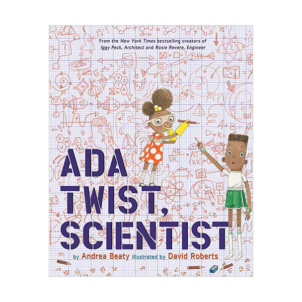 Ada Twist, Scientist (Hardcover)