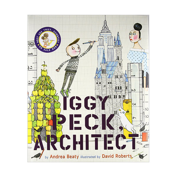 Iggy Peck, Architect (Hardcover)