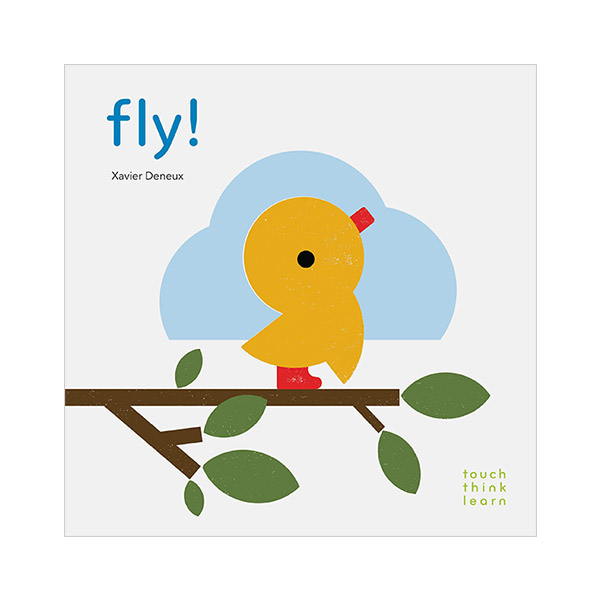 Touch Think Learn : Fly! (Board book)