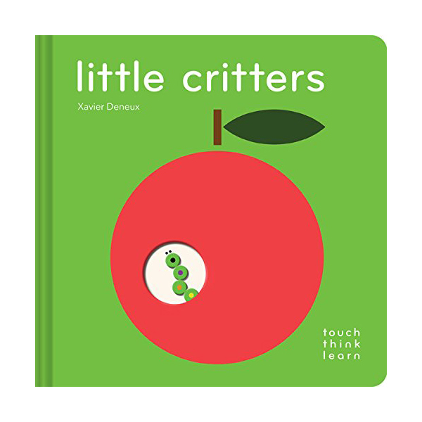 Touch Think Learn : Little Critters (Board book)