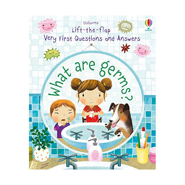 Very First Lift-the-Flap Questions & Answers : What are Germs? (Board book, 영국판)