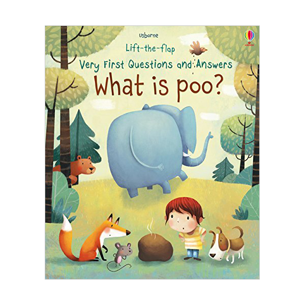 Very First Lift-the-Flap Questions & Answers : What is Poo? (Board book, 영국판)