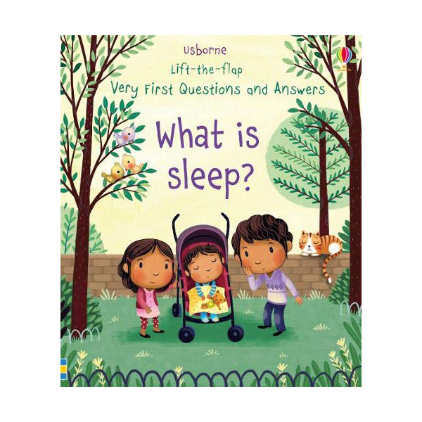 Very First Lift-the-Flap Questions & Answers : What is Sleep? (Board book, 영국판)