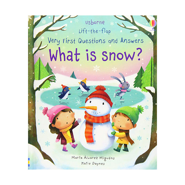 Very First Lift-the-Flap Questions & Answers : What is Snow? (Board book, 영국판)