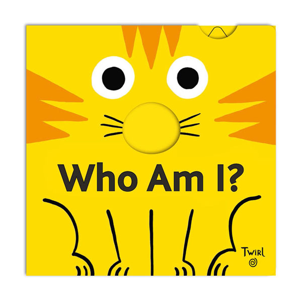 Who Am I? (Board book)